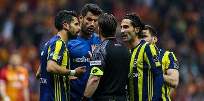 Fenerbahçe'de iki isim cezalı!