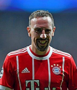 Salihamidzic'den Ribery açıklaması
