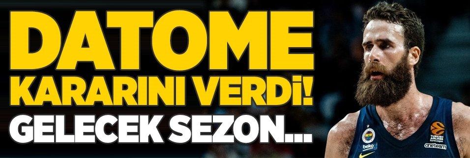 Sloukas Fenerbahçe Beko'dan ayrılıyor mu? Dev talip 3