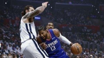 LA Clippers evinde mağlup!