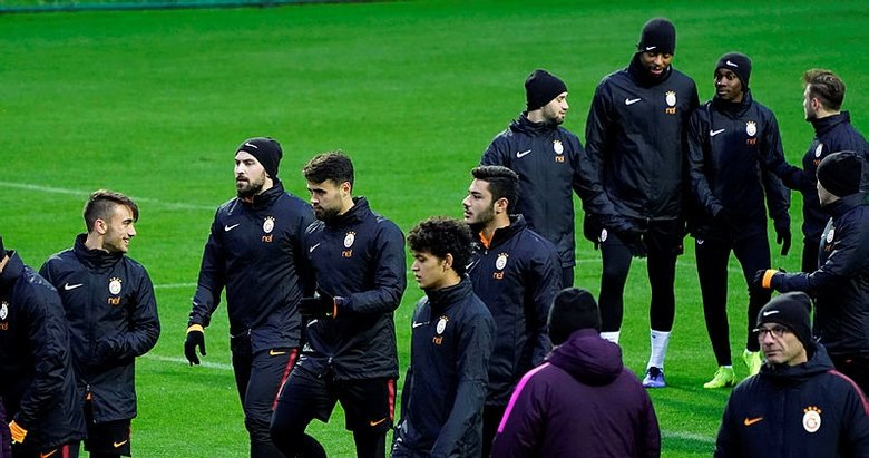Galatasarayda forma savaşı kapıda