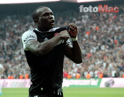 Vincent Aboubakar İstanbul'a geldi! Beşiktaş...