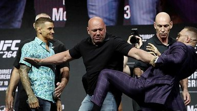 Son dakika spor haberleri: Conor McGregor - Dustin Poirier UFC maçı ne zaman, saat kaçta, hangi kanalda canlı yayınlanacak?   UFC haberleri