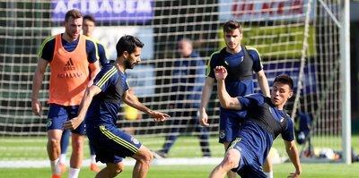 Fenerbahçe, Sivasspor maçının hazırlıklarını sürdürdü
