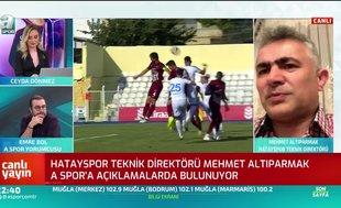 """""""Şampiyon olup Süper Lig'e çıkmak istiyoruz"""""""