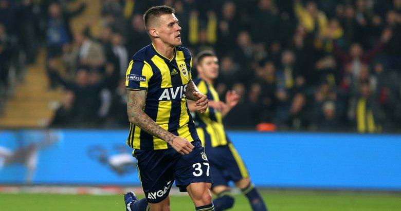 Fenerbahçede Skrtel harekatı!