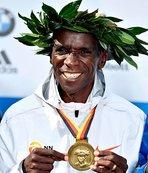 Berlin Maratonu'nda dünya rekoru