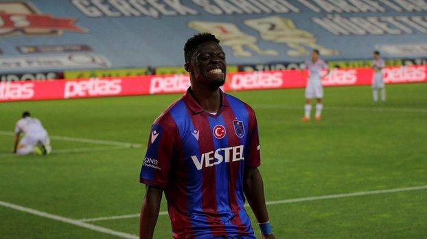 Son dakika Trabzonspor transfer haberleri: Ekuban İstanbul'da