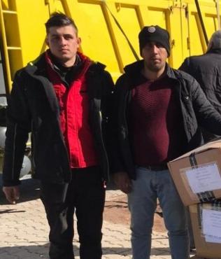 Türkiye Kayak Federasyonu'ndan depremzedelere yardım
