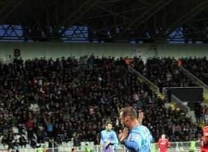 Sivasspor-Trabzonspor maçının twitter yorumları