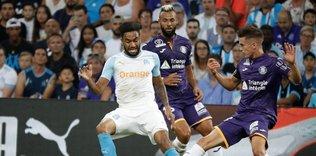 Ligue 1'de ilk maçın galibi Marsilya
