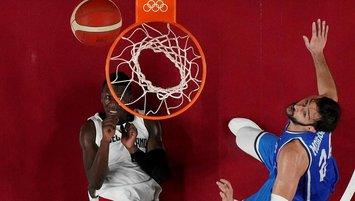 Tokyo 2020'de basketbol heyecanı başladı