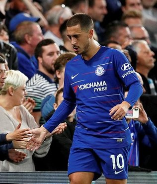 Hazard'dan Real Madrid itirafı
