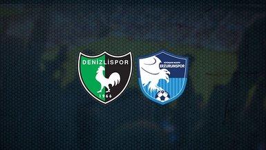 Denizlispor - BB Erzurumspor maçı ne zaman, saat kaçta ve hangi kanalda canlı yayınlanacak? | Süper Lig