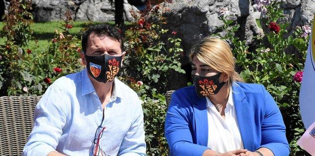 Kayseri'de Bektaş dönemi - maskesi -
