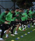 Akhisarspor'da Antalyaspor maçı hazırlıkları