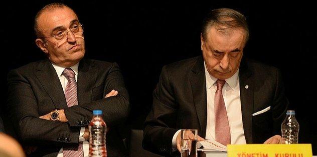 Mustafa Cengiz, divanda konuşmadı