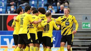 Hoffenheim 0-1 Borussia Dortmund | MAÇ SONUCU