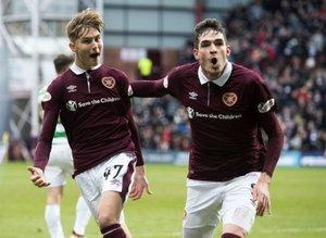 Hearts, Celtic'i dağıttı!