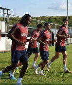 Fırtına'da Başakşehir maçı hazırlıkları sürdü