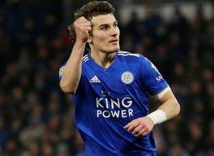 Leicester'dan Çağlar Söyüncü'nün transferiyle ilgili net ifadeler! Ocak ayında...