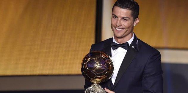 Ballon d'Or 2017'nin sahibi belli oldu!