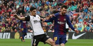 Barcelona lige rekorla döndü