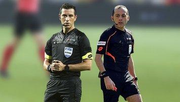 UEFA'dan Cüneyt Çakır ve Ali Palabıyık'a görev!