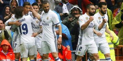 Real Madrid'i ipten Marcelo aldı