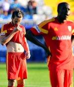 Galibiyet hasreti 6 maça çıktı