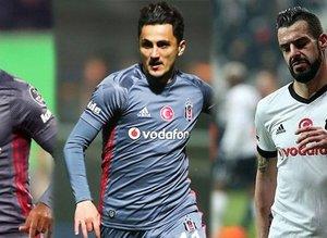 Beşiktaş'ta oynamayan oyuncuların maaşı can sıkıyor!