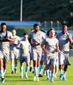 Trabzonspor Gaziantep FK maçı hazırlıklarına devam etti