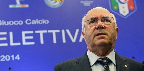 İtalya Futbol Federasyonu Başkanı istifa etti