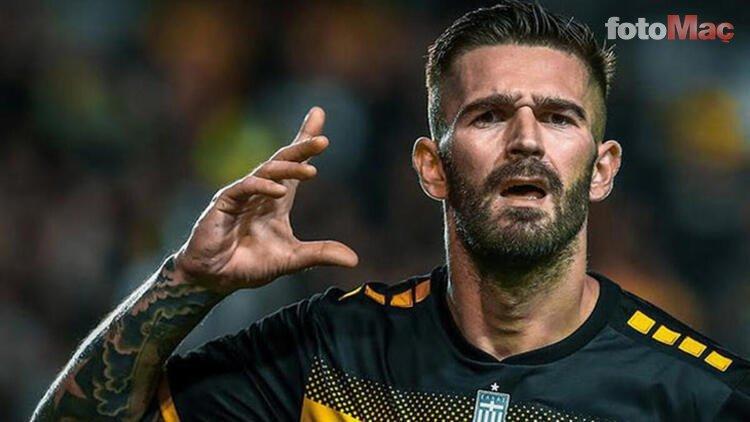 Son dakika spor haberleri: İşte Beşiktaş'ın transfer listesindeki isimler! Serge Aka, Stevan Jovetic, Marko Livaja ve Kolo Muani...