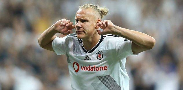 Domagoj Vida Beşiktaş'a ihtarname gönderdi!