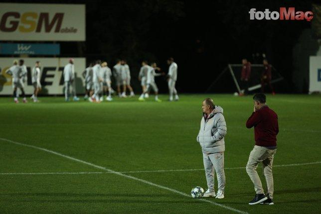 Madrid maçı öncesi Falcao'nun durumu netleşti!