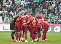 Atiker Konyaspor - Kayserispor maçından kareler
