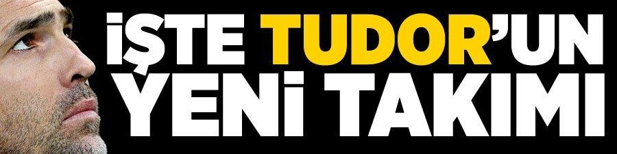 İşte Tudor'un yeni takımı: İtalyan ekibi...