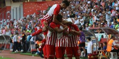 MAÇ SONUCU: Antalyaspor 3-0 Yeni Malatyaspor | ÖZET