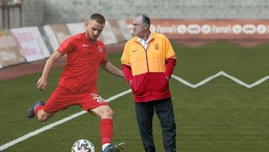 Galatasaray'da teknik direktör Fatih Terim Denizhan Taşkan'ı transfer listesine aldı!