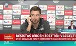 İşte Beşiktaş'ın yeni kalecisi! Canlı yayında açıkladı