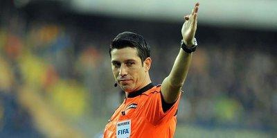 Braga-S. Donetsk maçı Ali Palabıyık'ın