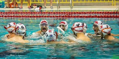 Turkey takes underwater hockey crown for 2nd time