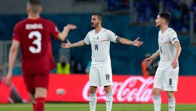 Son dakika EURO 2020 haberleri: Türkiye İtalya maçında bir penaltı itirazı daha! Hakem ve VAR'dan doğru karar