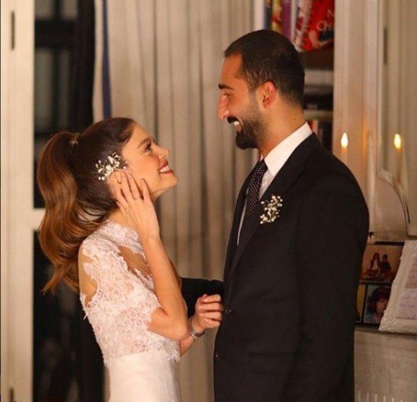 Volkan Babacan nişanlandı