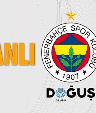 CANLI | Fenerbahçe Doğuş - Zalgiris