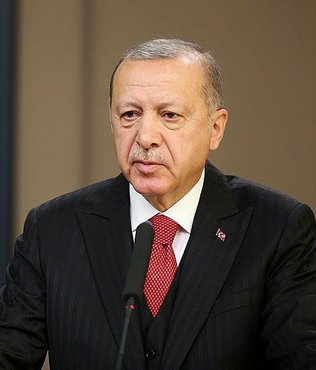 Başkan Erdoğan: Genç ve dinamik bir takımız