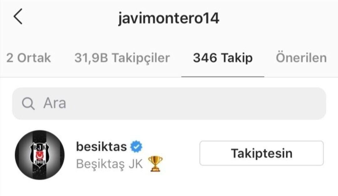 francisco montero besiktasi takibe aldi 1598607191231 - Francisco Montero Beşiktaş'ı takibe aldı!