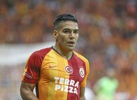 Falcao Galatasaray tarihine geçti!