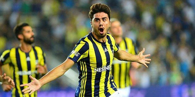 Fenerbahçe'de Ozan Tufan, Kameni, Ferdi Kadıoğlu ve Berke Özer kadroya alınmadı